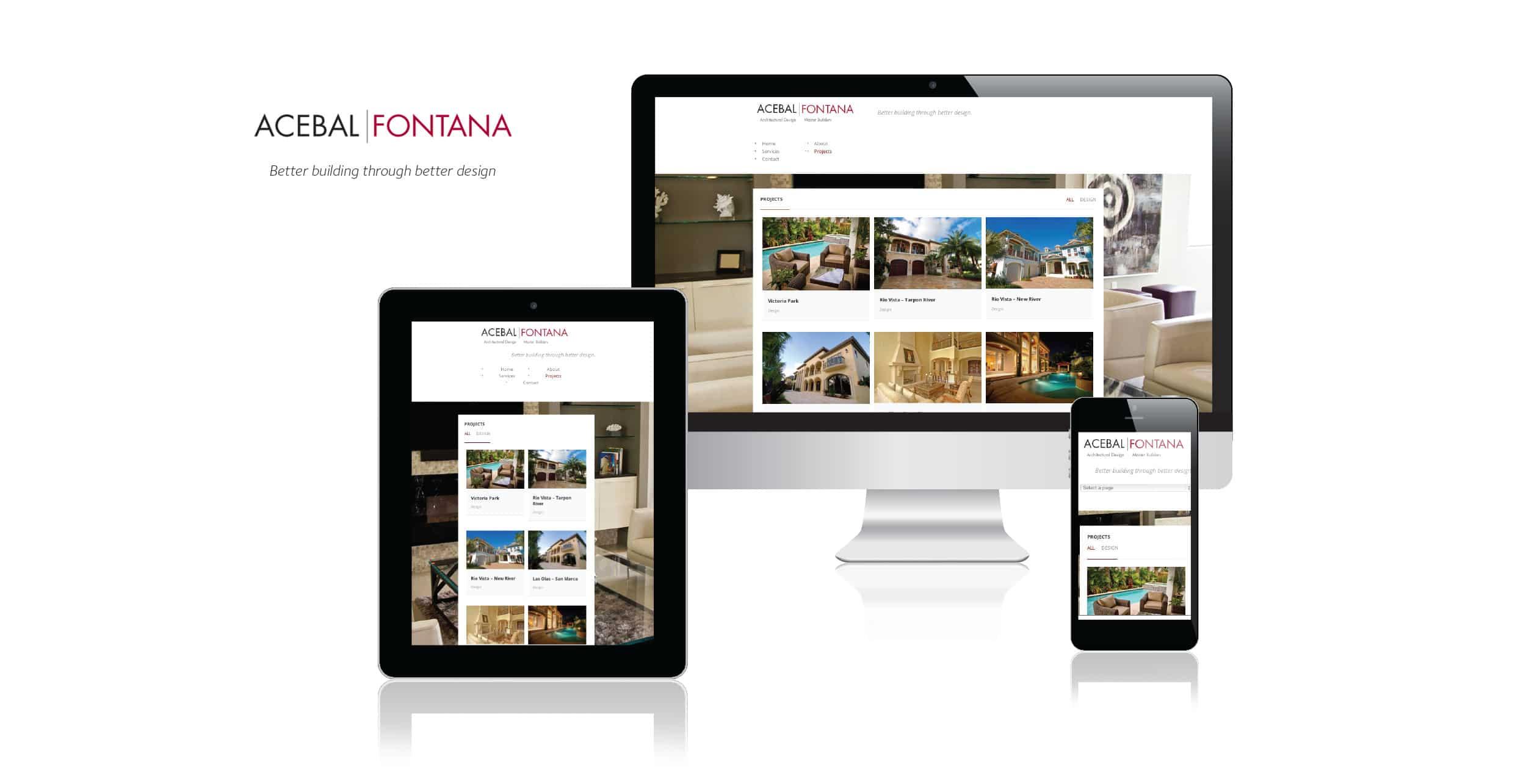 Acebal Fontana Website