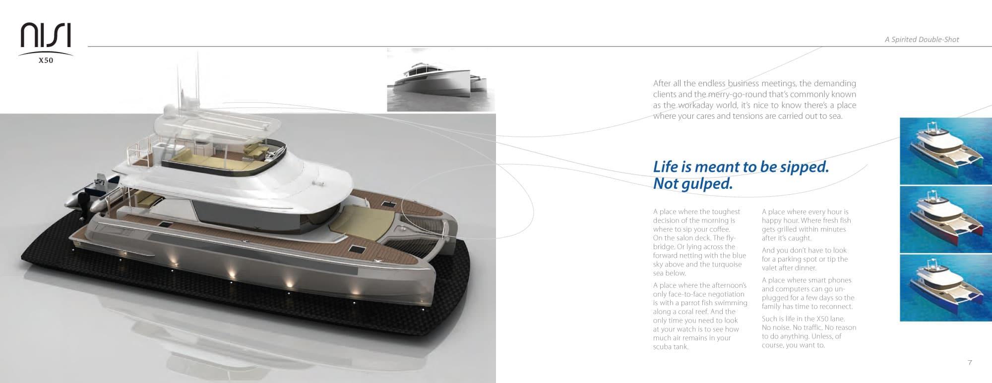 NISI X50 Brochure